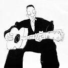 blues #6 by Matt Mawson