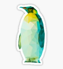 Zac the Penguin Sticker