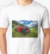 Arriving In Style Unisex T-Shirt
