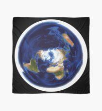 Beautiful Flat Earth without Sun & Moon Scarf