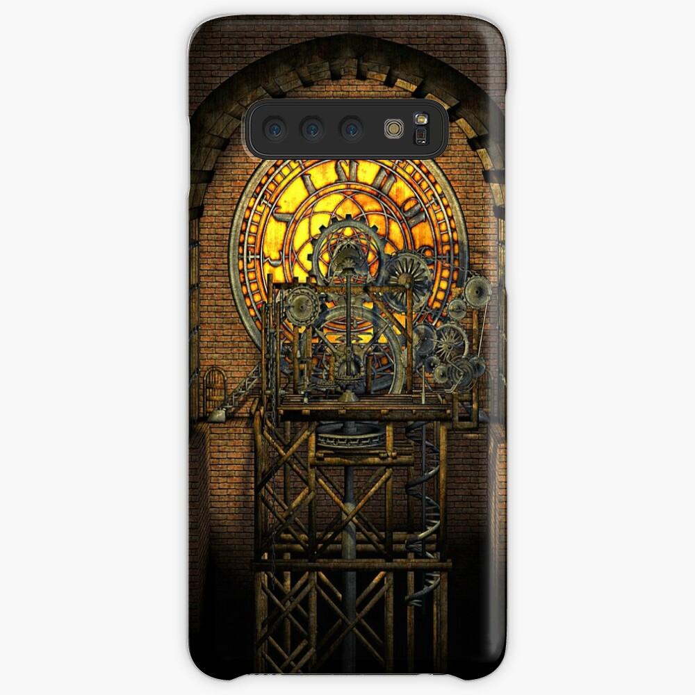 Inner Workings (Vintage Steampunk Clock) Case & Skin for Samsung Galaxy