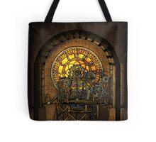 Inner Workings (Vintage Steampunk Clock) Tote Bag
