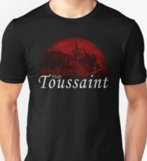 VISIT TOUSSAINT - Red Moon (The Witcher) Unisex T-Shirt