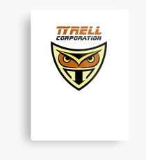 Tyrell Corporation Metal Print