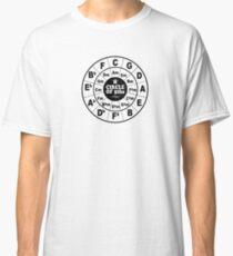 Circle of Fifths Classic T-Shirt