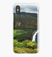 Waipio Valley iPhone Case/Skin