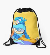 Happy Hugs Drawstring Bag