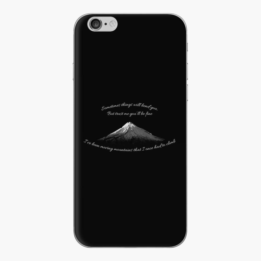 Goldschritte iPhone-Hüllen & Cover