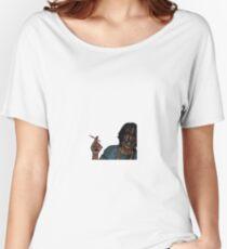 VORSITZENDER KEEF - KARIKATUR-ART Loose Fit T-Shirt