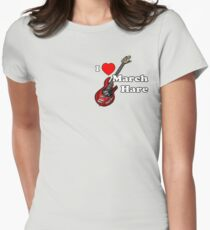 I Heart March Hare T-Shirt