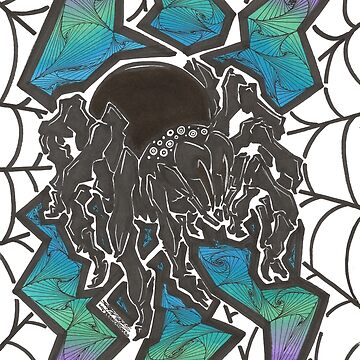 Venom Shock by scratchmarks