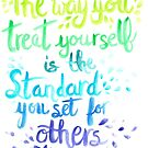 Self-set Standard by Castropheonix