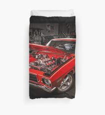 Chris Reece's Holden HQ SS Duvet Cover