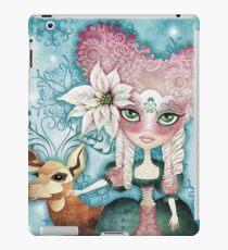 Noelle's Winter Magic iPad Case/Skin