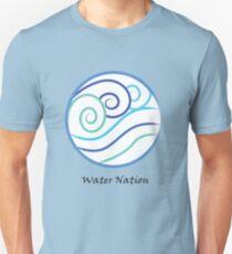 Water Nation Symbol Unisex T-Shirt