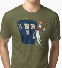 Dr Suess Who Tri-blend T-Shirt