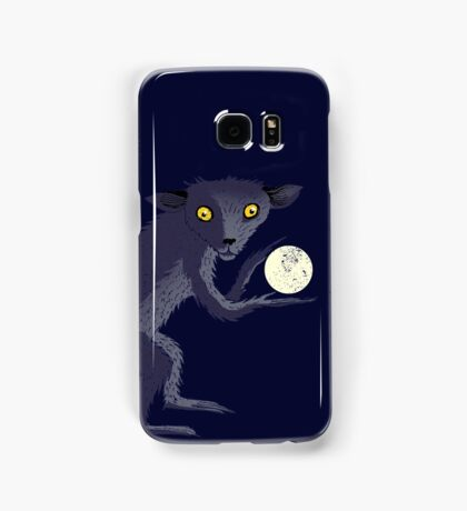 Aye Aye Steals the Moon Samsung Galaxy Case/Skin