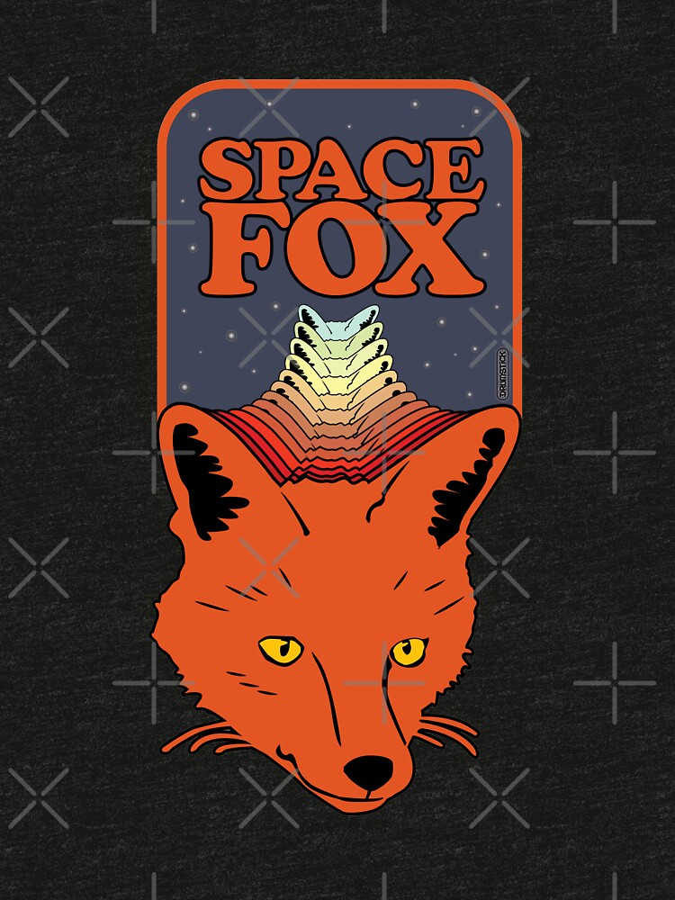Space Fox by thedrumstick