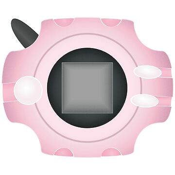 Digivice - Pink by holaemily
