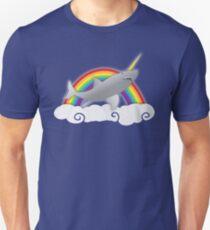 sharkicorn (SHARK AND UNICORN) Unisex T-Shirt
