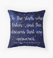 Rhysand Throw Pillow