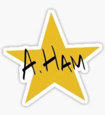 A. Ham Sticker