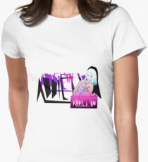 Shopping addict Women's Fitted T-Shirt