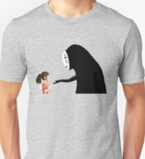 Spirited Away Pixel  T-Shirt