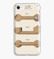 Telephone Handset Patent - Colour iPhone Case/Skin