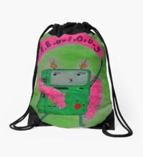 dva bmo Drawstring Bag
