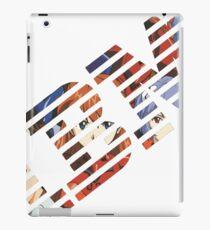 Vaporwave IBM/Neon Genesis Evangelion Mashup iPad Case/Skin