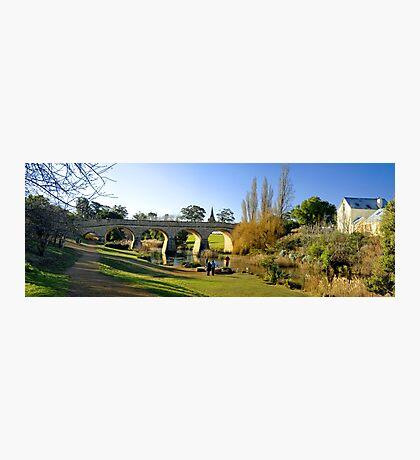 Richmond Bridge - Tasmania Photographic Print