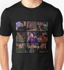 Chandler Bing Quotes Unisex T-Shirt