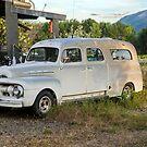 1951 Ford Ambulance by Bryan D. Spellman
