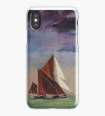 Barge iPhone Case/Skin