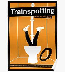 Trainspotting film poster Poster