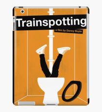 Trainspotting film poster iPad Case/Skin