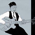 blues #7 by Matt Mawson