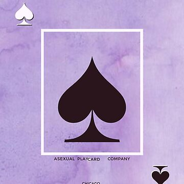 Asexual Ace Card by swiftie95