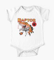 Ghost World raptor Kids Clothes