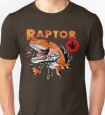 Ghost World raptor Unisex T-Shirt