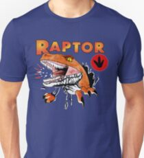 Camiseta ajustada Ghost World raptor