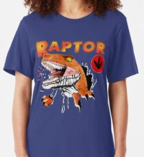 Ghost World raptor Slim Fit T-Shirt