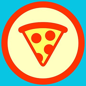 Pizza Sign by OLeary