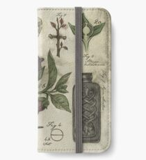 (Super)natural History - Hunter's artefacts iPhone Wallet/Case/Skin
