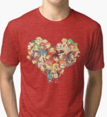 Fairies in Love Tri-blend T-Shirt