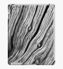 Ridges (bw) iPad Case/Skin