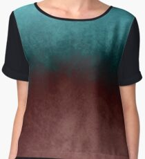 background texture Chiffon Top