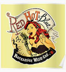Rockabilly Weekend : Three Days Of Music, Cars, And Dancing  Poster