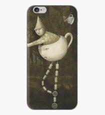 Teacup Greetings iPhone Case